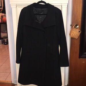 Talbots Wool knee length coat